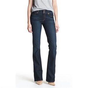 Paige Hidden Hills Bootcut High Rise Jeans